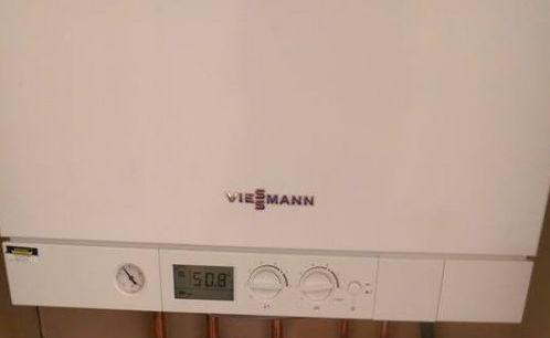 viessmann boiler installation in hull
